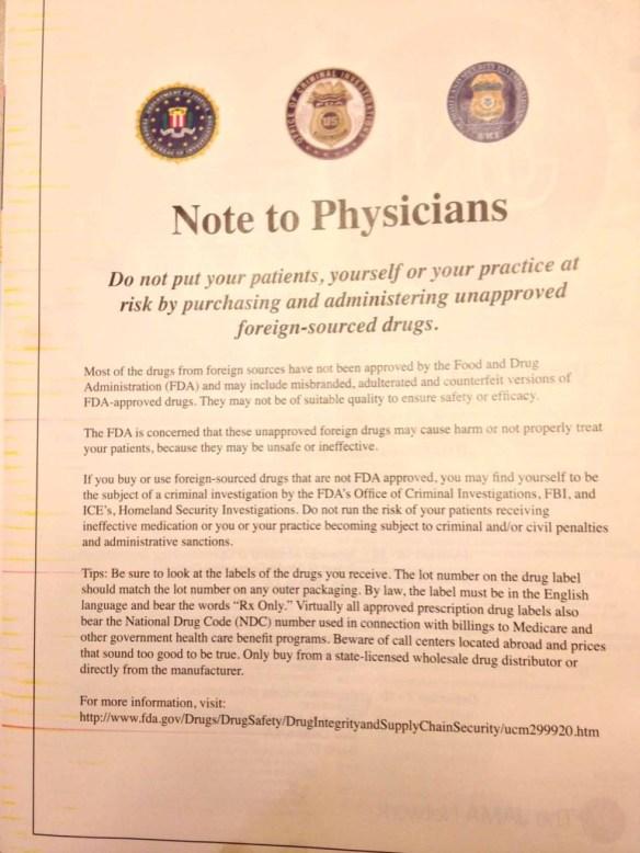FDA JAMA Ad