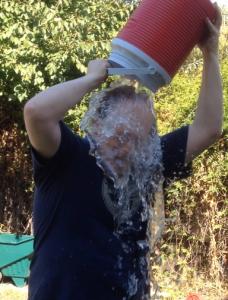 Paul  ice bucket challenge
