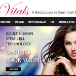 FDA warning letter to stem cell facial cream maker