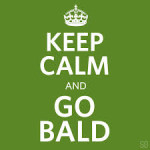 How can baldness help cure kid's cancer?