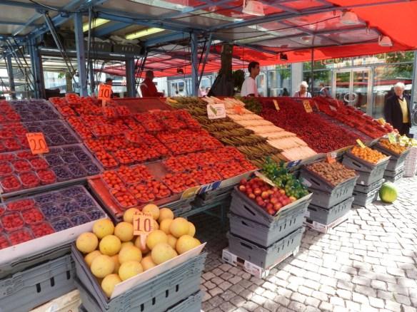 Stockholm Farmer's Market