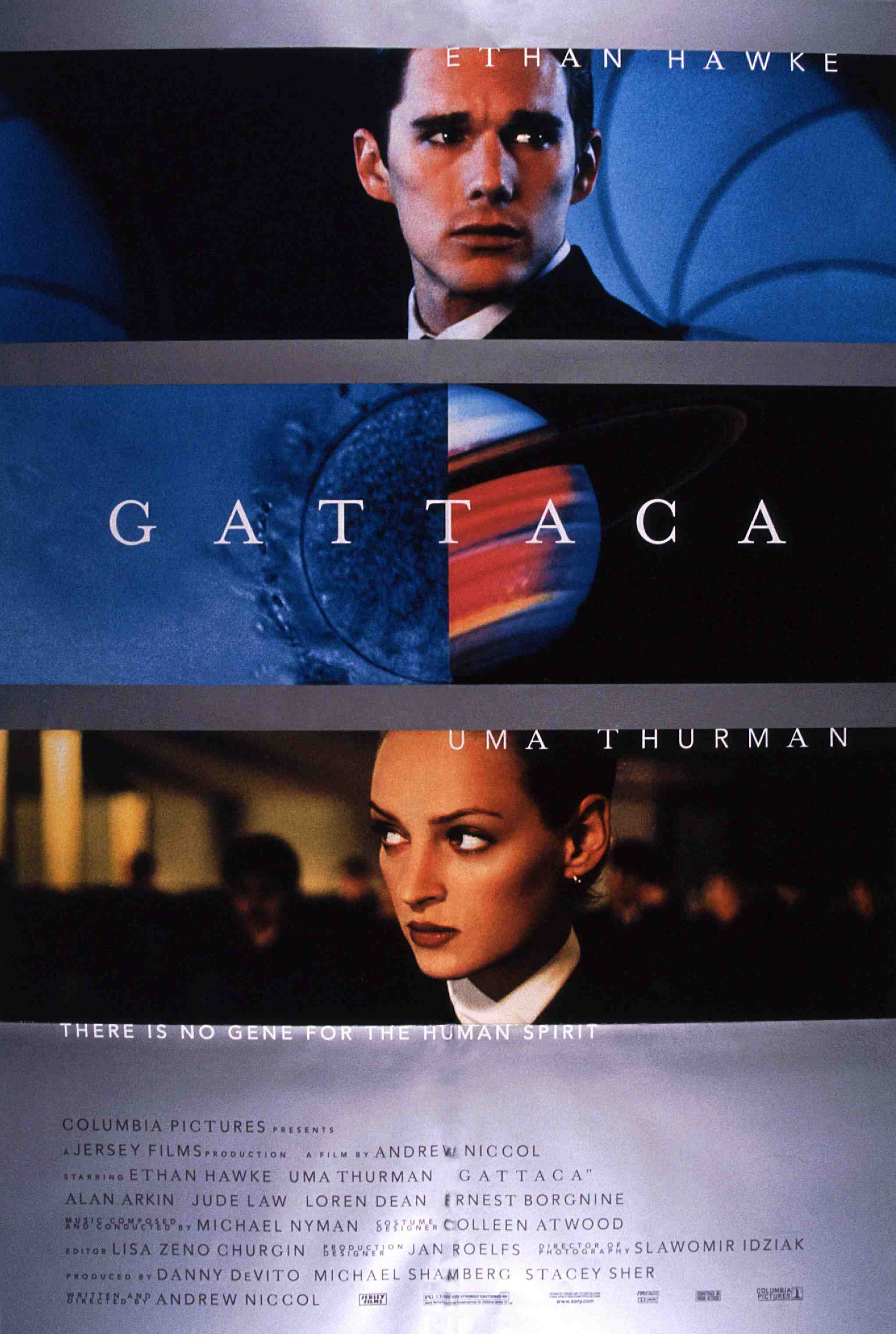 746522f5f865 NYT asks which sci-fi work is most prescient today: I think GATTACA ...
