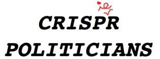 CRISPR Politicians