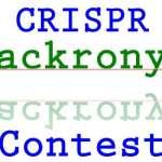Enter Fun CRISPR Backronym Contest: $50 Prize