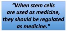 Stem Cell Medicine
