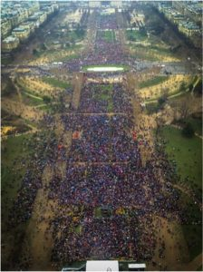 Paris March against marriage equality