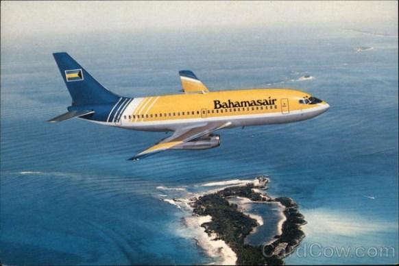 Tomado de sitio oficial Bahamasair