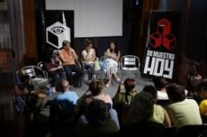 La Muestra Joven ICAIC proyecta películas realizadas por noveles cineastas casi siempre de manera independiente.