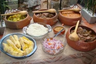 La exitosa cocina peruana es resultado de la influencia de la herencia preincaica, incaica, española, africana, china. japonesa e italiana.
