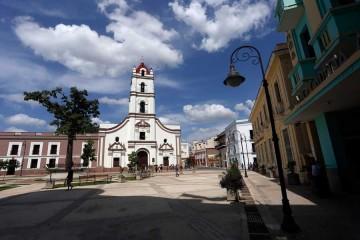 Centro Histórico de la oriental provincia cubana de Camagüey, declarado Patrimonio de la Humanidad en 2005, un ejemplo de conservación en el país caribeño.