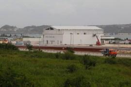 Áreas destinadas a proyectos de inversión extranjera en la Zona Especial de Desarrollo Mariel