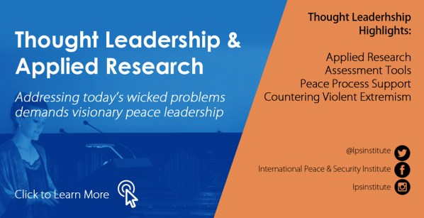Thought leadership PSR