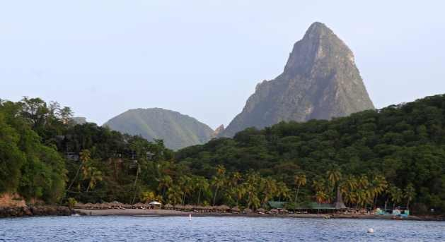 Climate change and a lack of care for the environment could have devastating consequences for Saint Lucia's healthy ecosystems and rich biodiversity. Credit: Desmond Brown/IPS