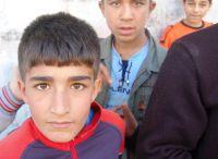 Kurdish children on the streets of Diyarbakir / Credit:Daan Bauwens/IPS