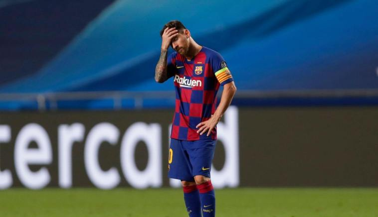 A new crisis for Lionel Messi with Barcelona