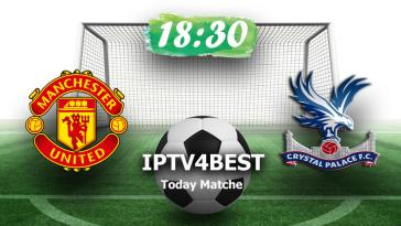 Live Match Manchester United vs Crystal Palace