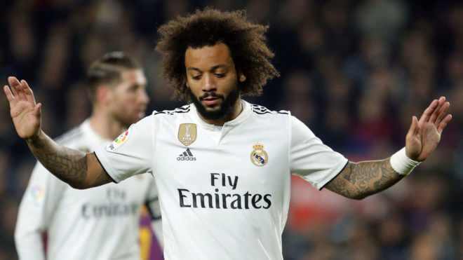 Marcelo will leave soon Real Madrid