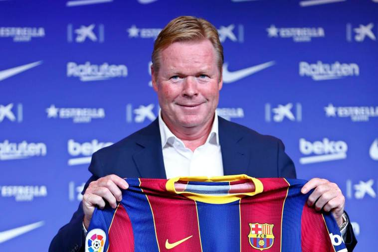 New Barcelona Transfer Market