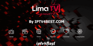 Best Lima TV + Xtream activation IPTV Apk By IPTV4BEST