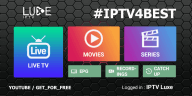 Luxe IPTV APK + Activation Codes IPTV M3u By IPTV4BEST