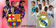 Real Madrid vs Barcelona IPTv 24-10-2020