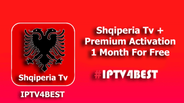 Shqiperia Tv By IPTV4BEST