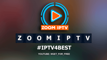 Zoom IPTV + Activation Code By IPTV4BEST