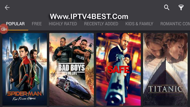 Yidio APK Download Latest Version To Watch Movies By IPTV4BEST.com