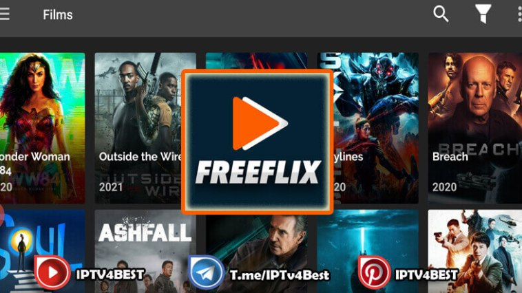 Freeflix HQ Best Movies Latest Version 2021-IPTV4BEST.COM