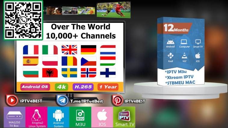 Best IPTv Subscription 2021 15000+ Channel And 32000+ VOD 2021
