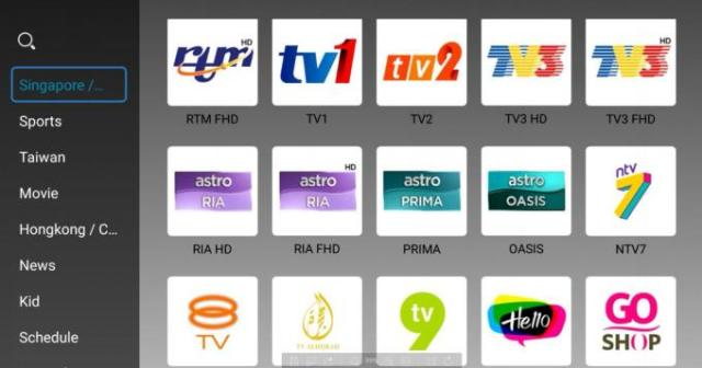 Latest Myiptv 4K Apk , Myiptv Subscription Malaysia For Android Mobile And Phone