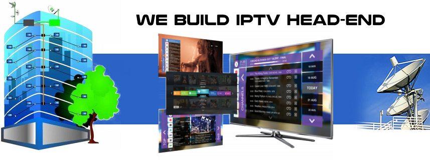 IPTV HEADEND SOLUTION DUBAI