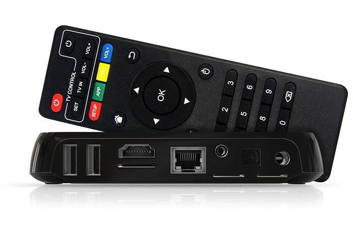 Ez-stream ti8 remote