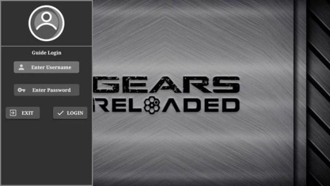 Gears Reloaded IPTV