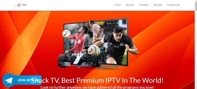 Shack TV IPTV