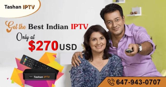 Tashan IPTV