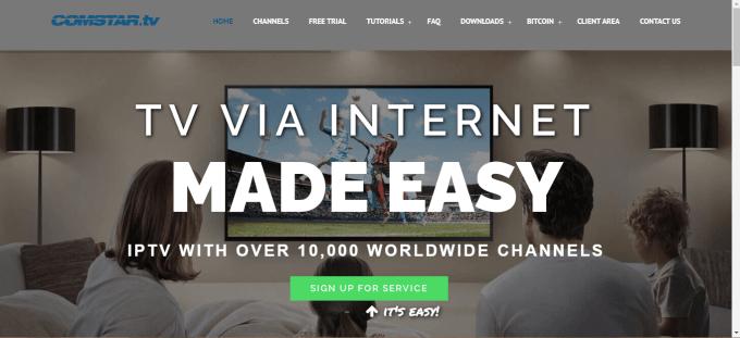 Comstar IPTV