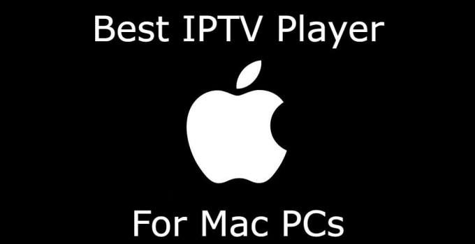 IPTV Player for Mac