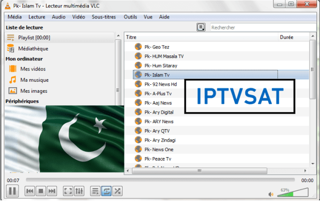 Pakistan iptv m3u free update file playlist