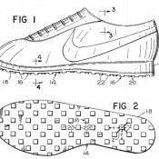 modern athletic shoe begins
