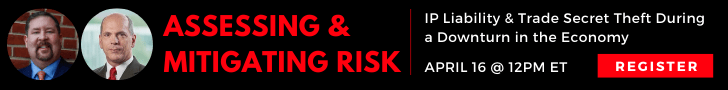 Assessing and mitigating IP risk