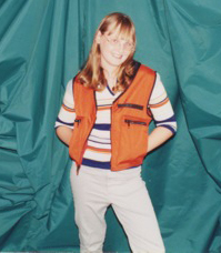 Christen Wooley 11 years old wearing Original Vestpakz Concept