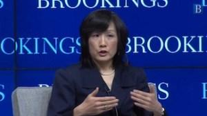 Michelle Lee at Brookings