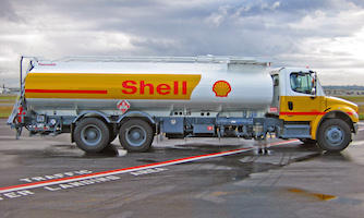 """""""Shell Refueler"""" by Lommer is licensed under CC BY-3.0."""