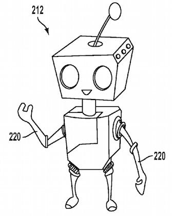 google-personality-robot