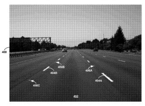lane boundary