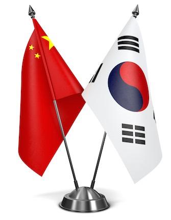 China Korea
