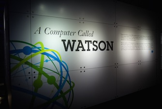 """A Computer Called Watson"" by Atomic Taco. Licensed under CC BY-SA 2.0."