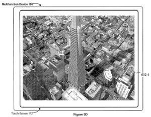 three-dimensional map