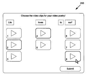 video poetry